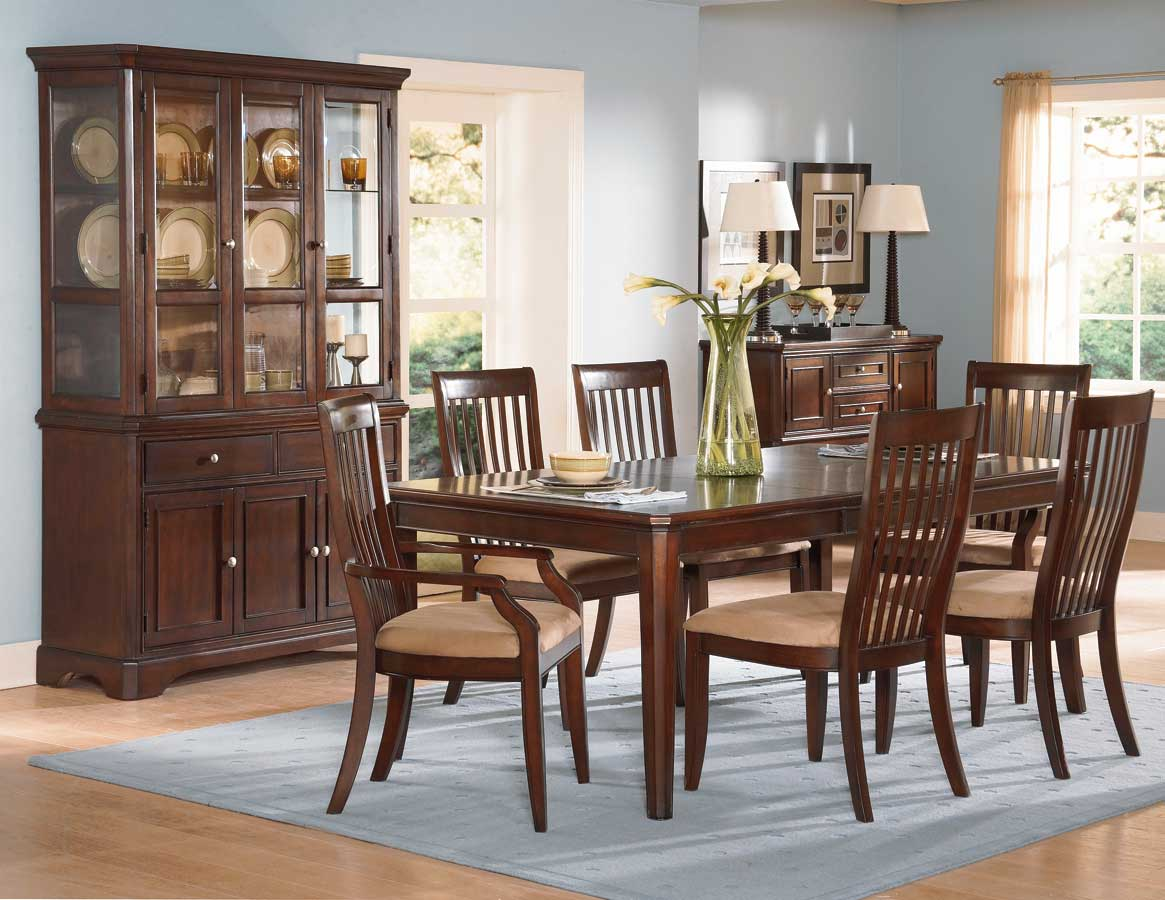 Homelegance Laurel Height Dining Collection Cherry