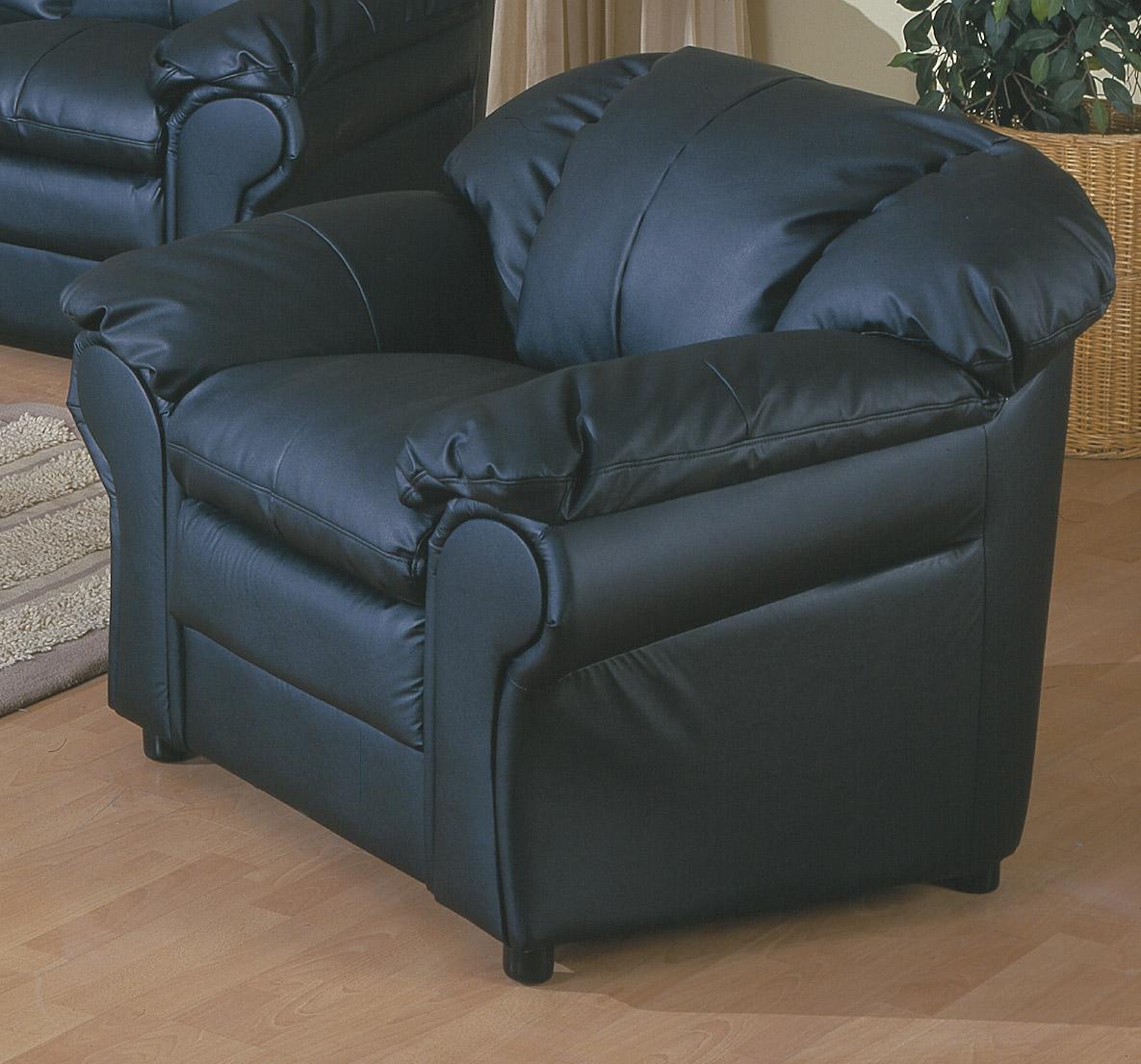 Homelegance ONeill Chair Black