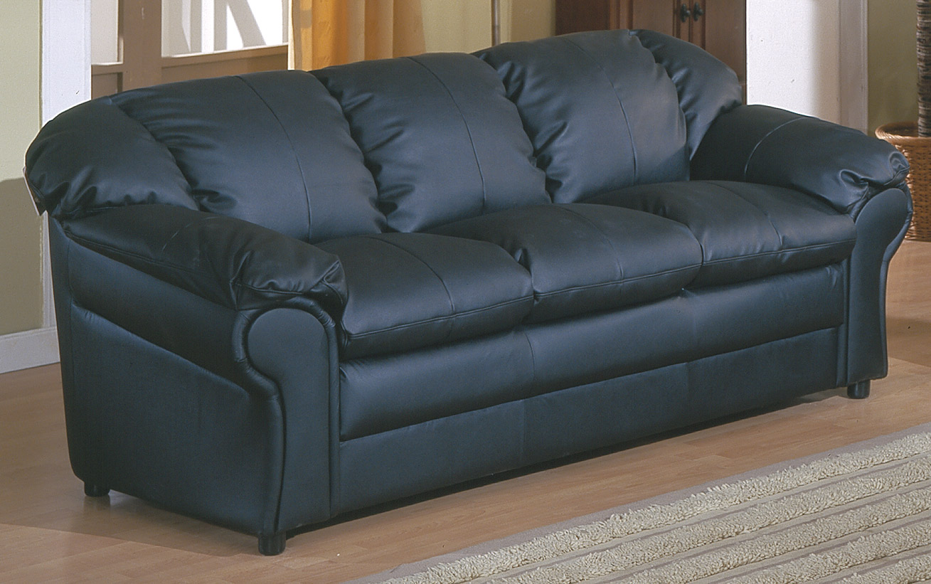 Homelegance ONeill Sofa Black
