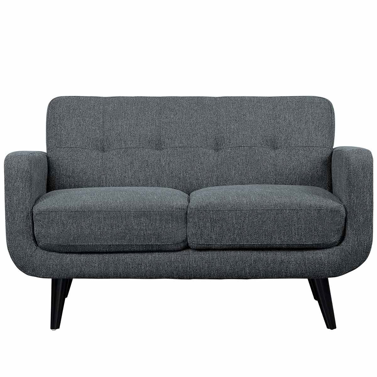 Homelegance Monroe Love Seat - Gray