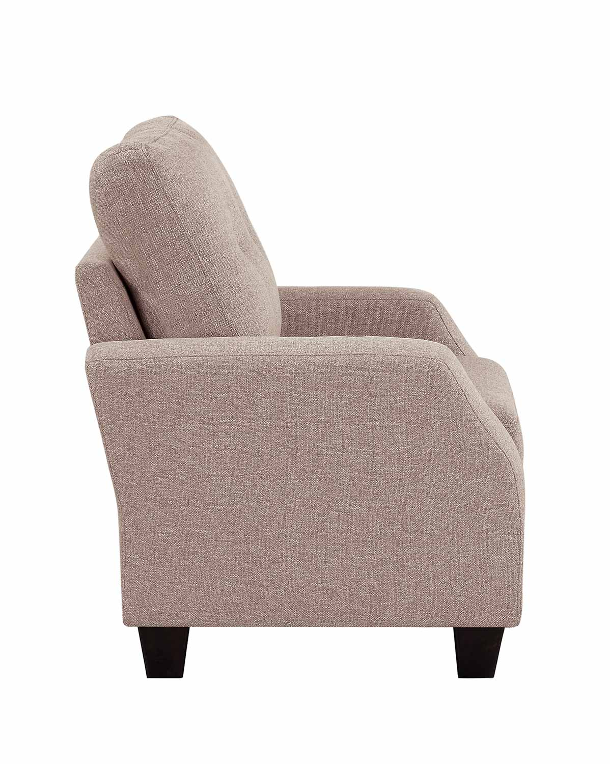 Homelegance Vossel Chair - Sand