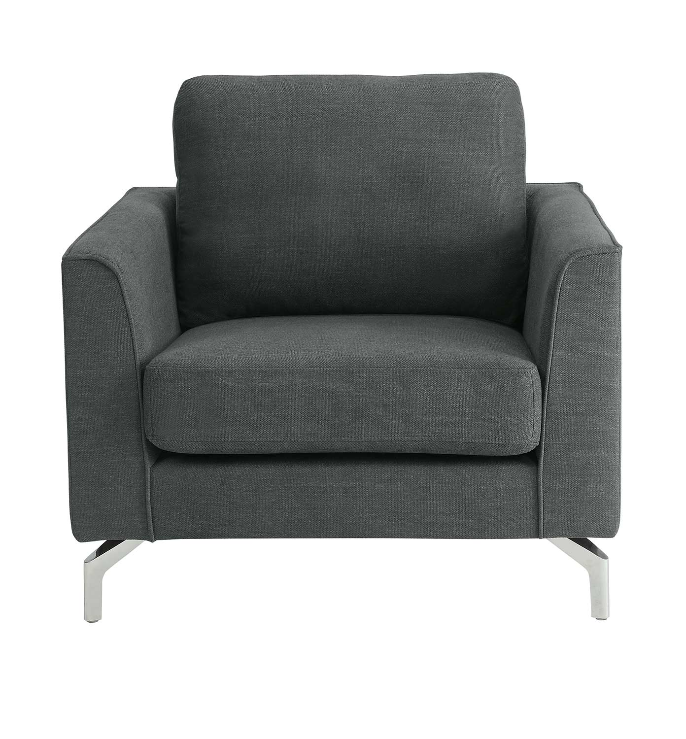 Homelegance Canaan Chair - Gray