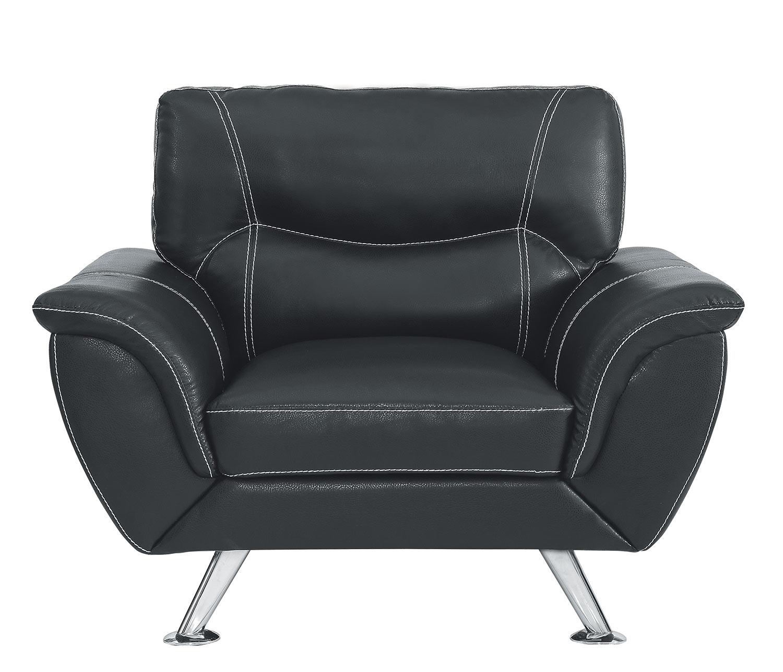 Homelegance Jambul Chair - Black