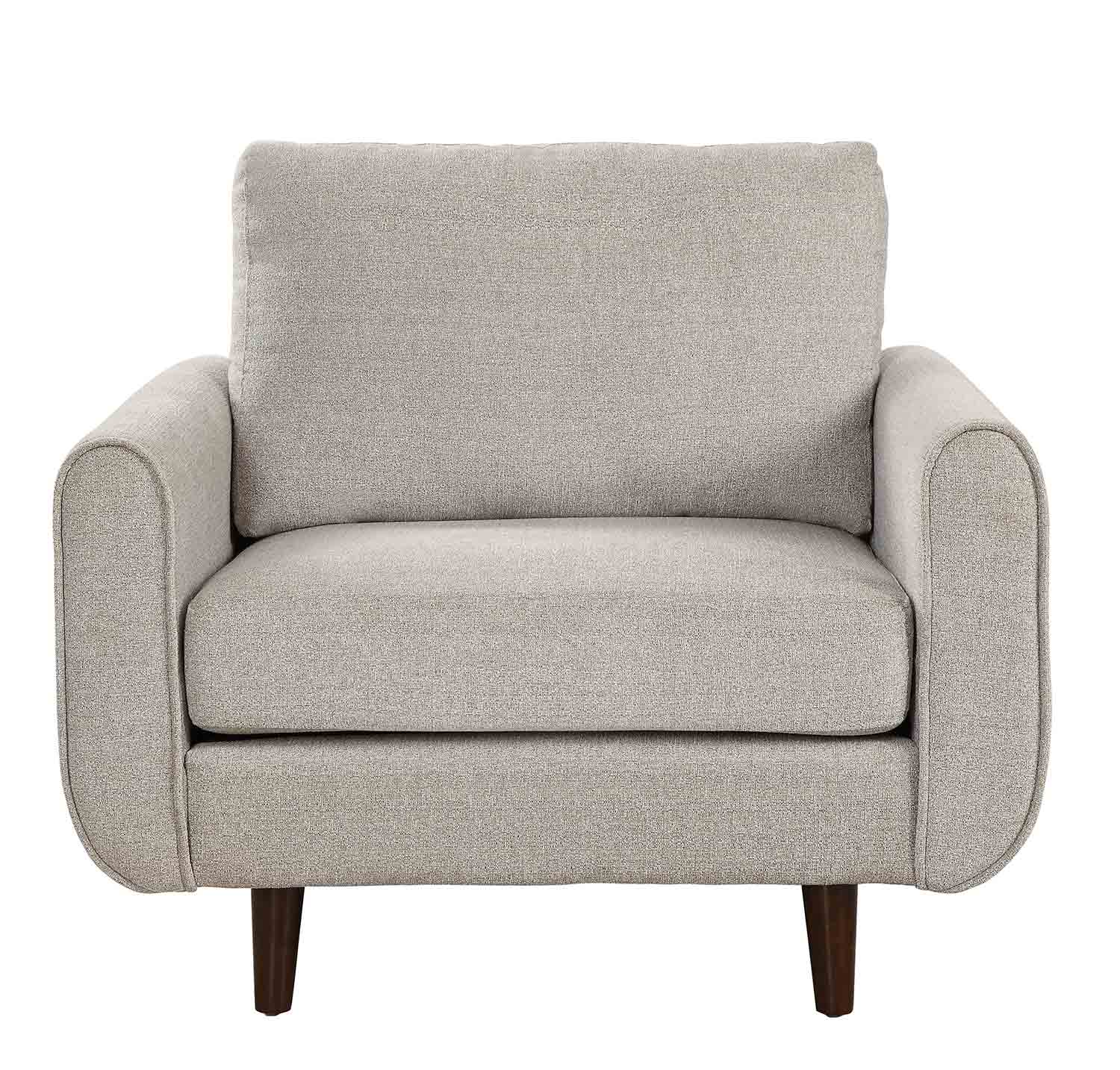 Homelegance Wrasse Chair - Sand Fabric
