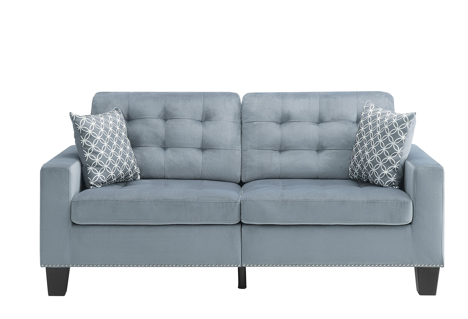 Homelegance Lantana Sofa - Gray