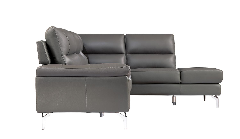 Homelegance Cairn Sectional Sofa Set - Gray