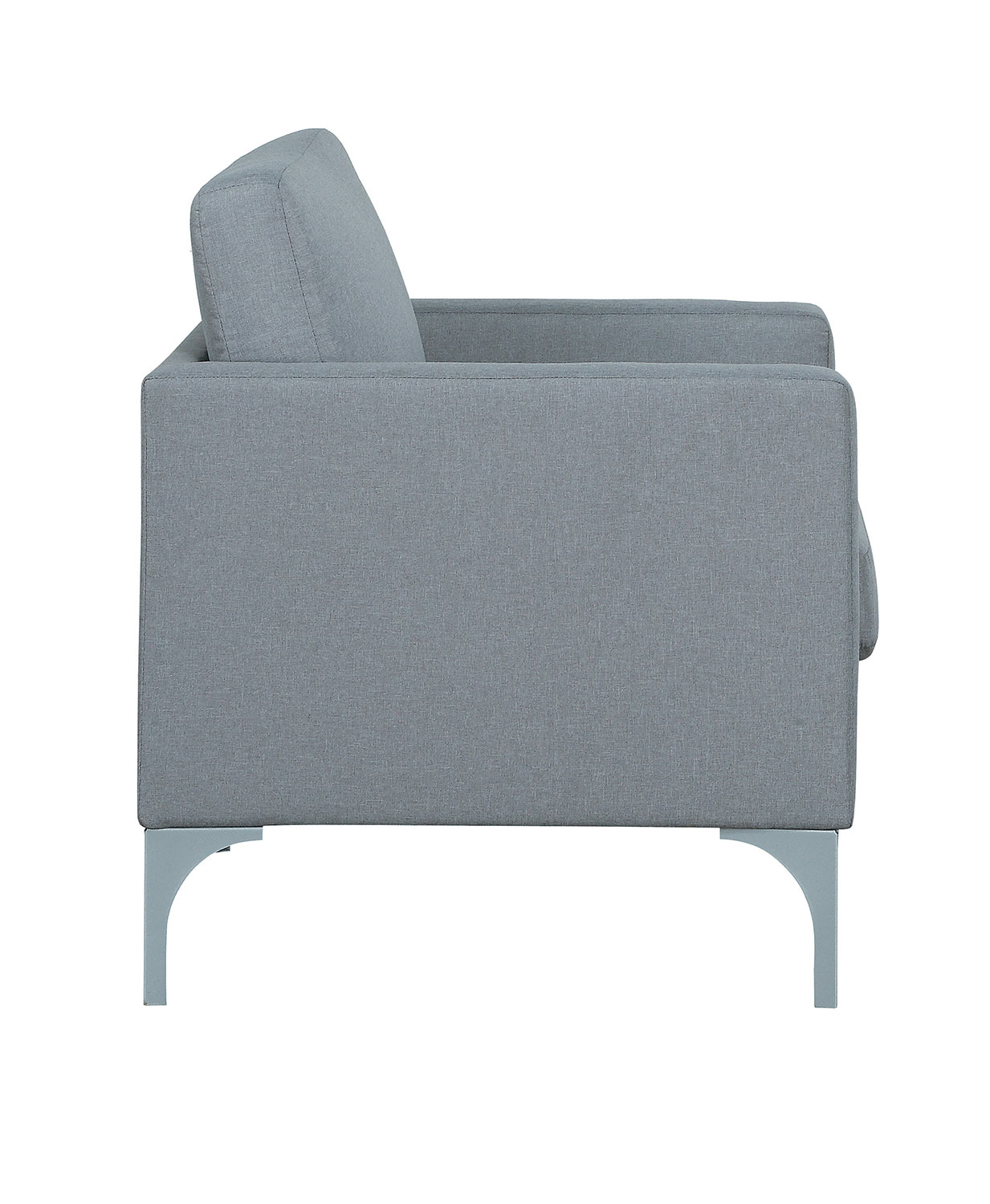 Homelegance Soho Chair - Light Gray