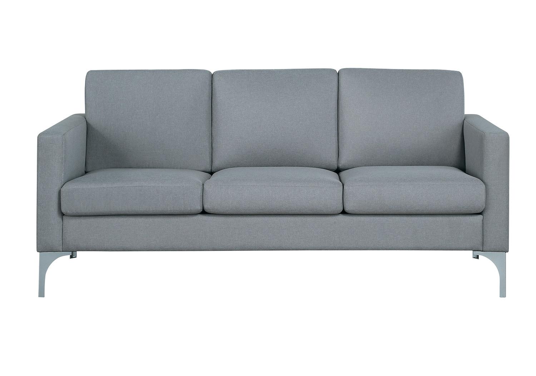 Homelegance Soho Sofa - Light Gray