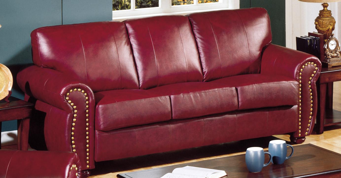 Pin Burgundy Sofa Set Furniture Design For Living Room