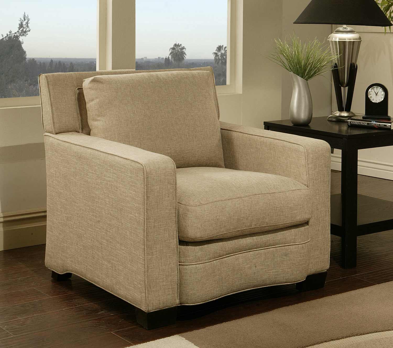 Abbyson Living Adler Fabric Armchair