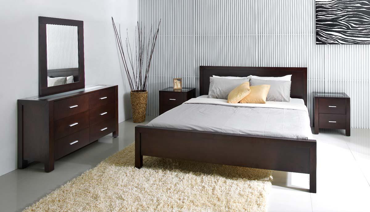 Abbyson Living Hamptons 5-Piece Bedroom Set