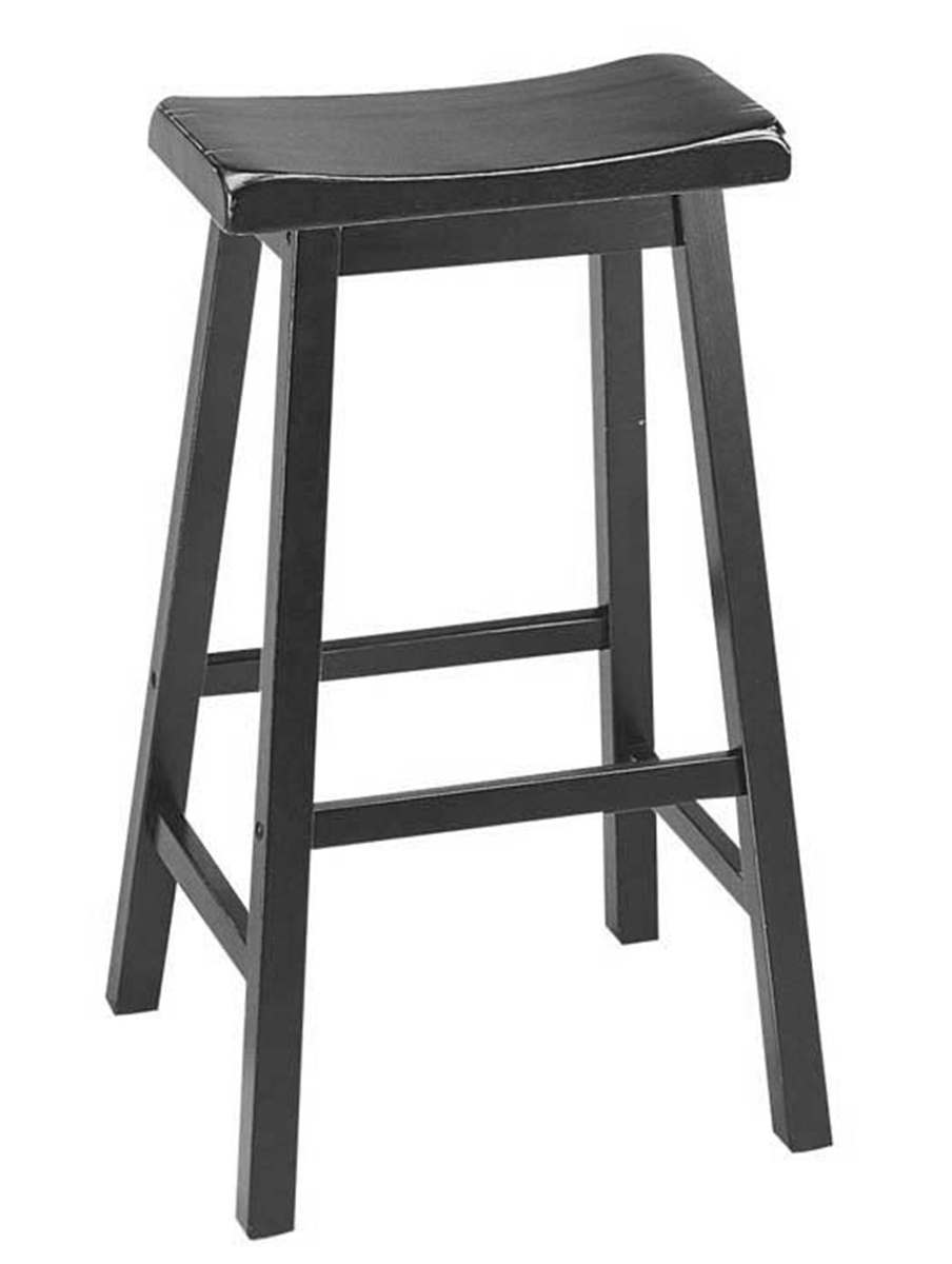 Acme Gaucho Bar Stool - Black