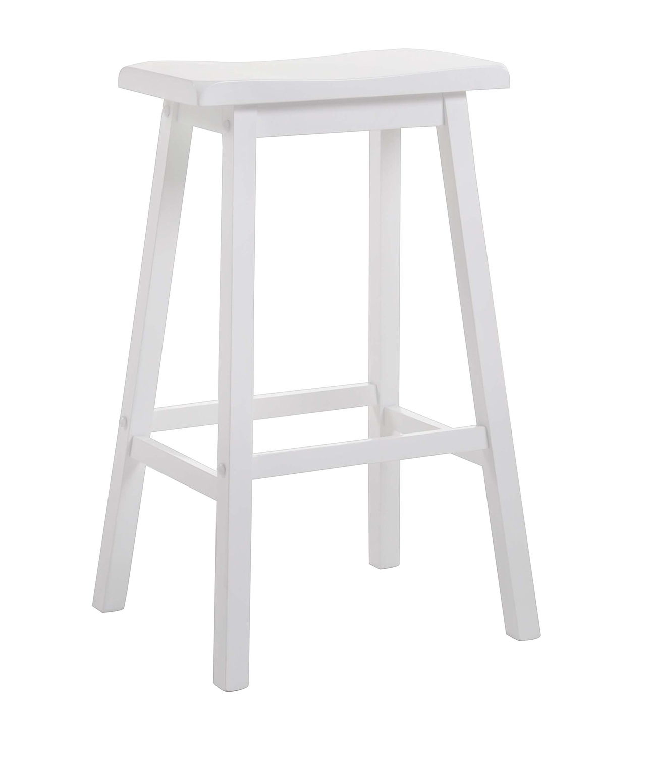 Acme Gaucho Bar Stool - White