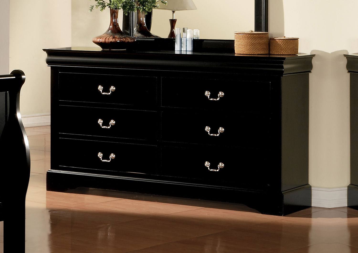 Acme Louis Philippe III Dresser - Black