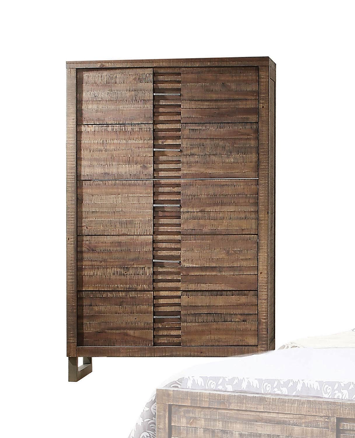 Acme Andria Chest - Reclaimed Oak