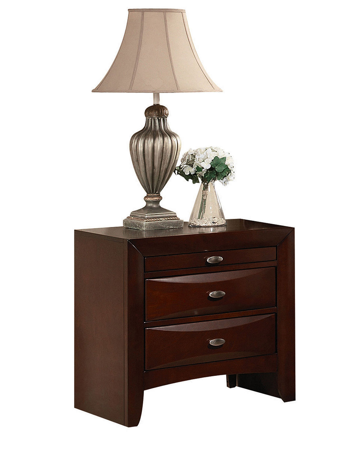 Acme Ireland Nightstand - Espresso