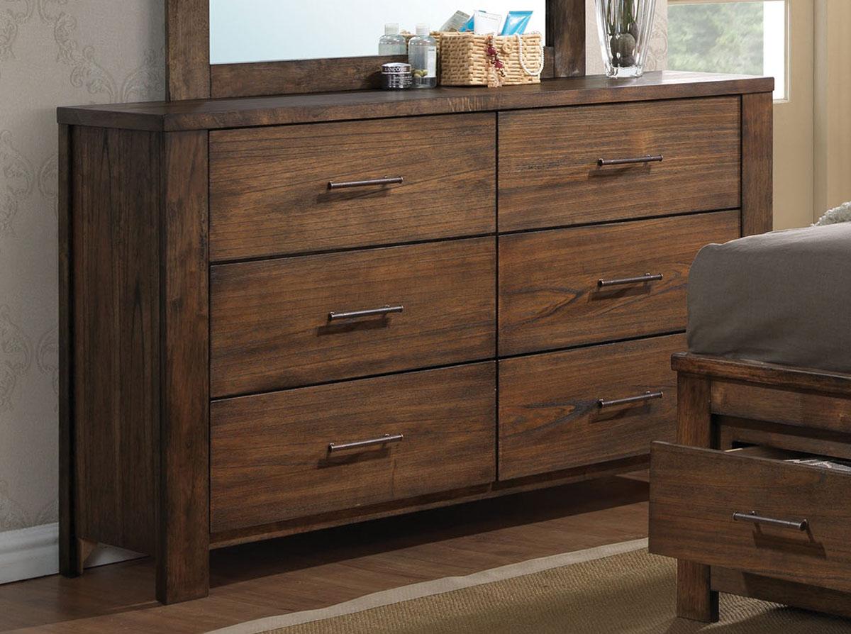 Acme Merrilee Dresser - Oak