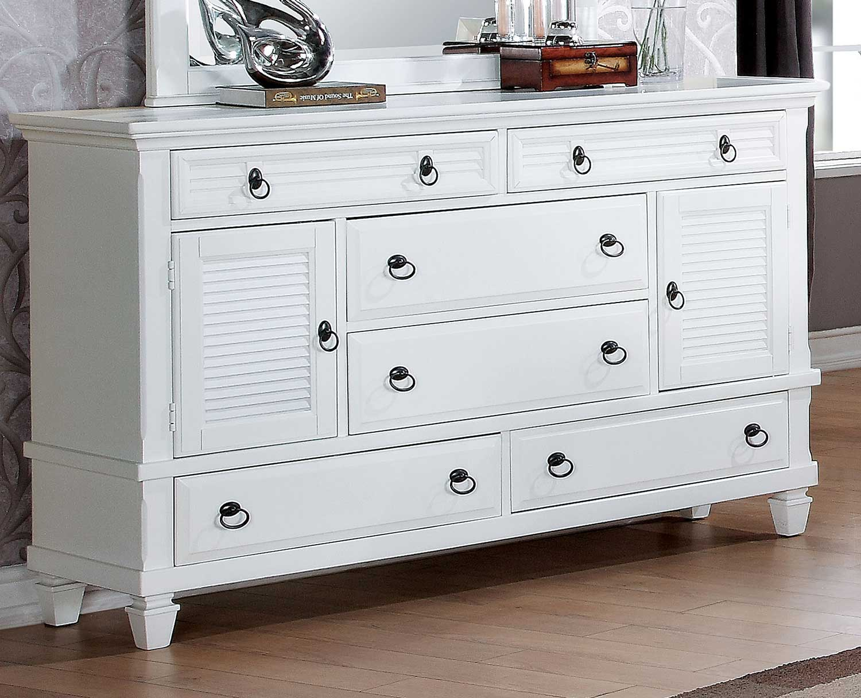 Acme Merivale Dresser - White