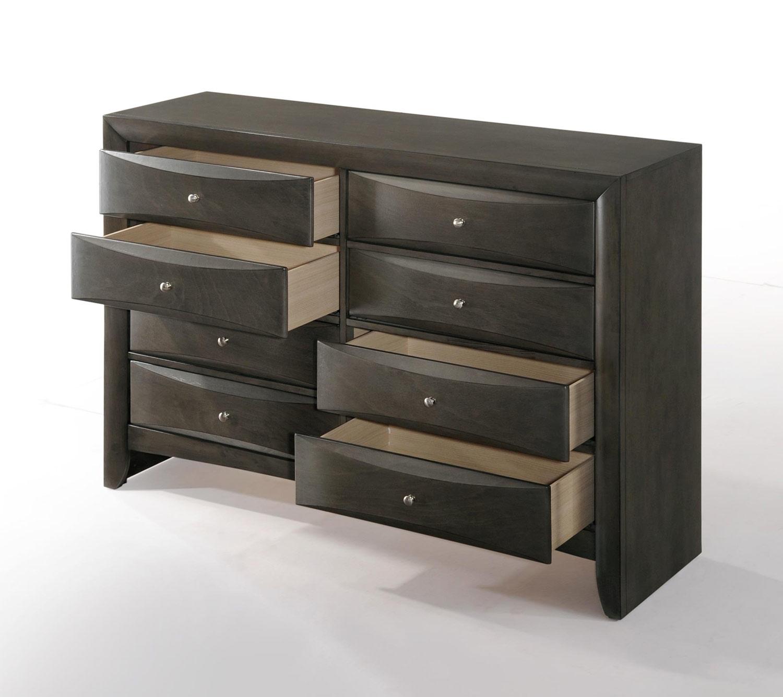 Acme Ireland Dresser - Gray Oak