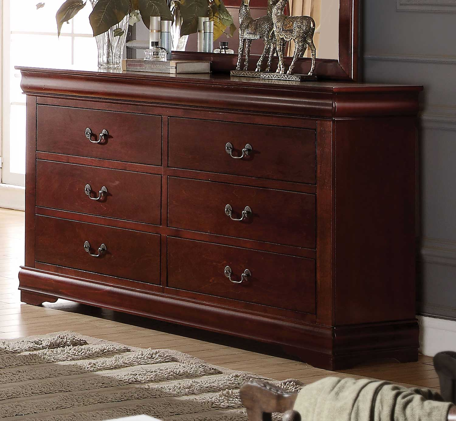 Acme Louis Philippe Dresser - Cherry
