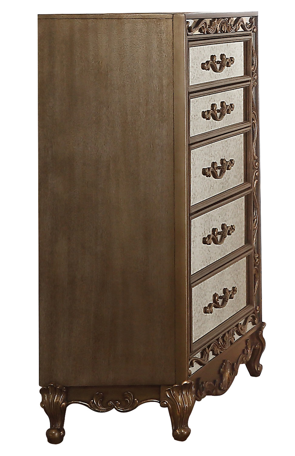 Acme Orianne Chest - Antique Gold