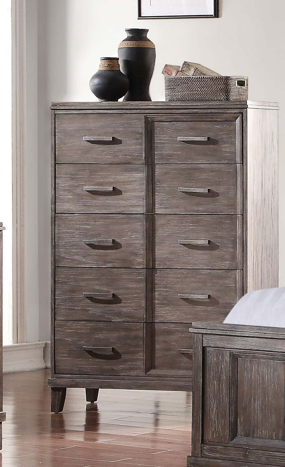Acme Bayonne Chest - Burnt Oak