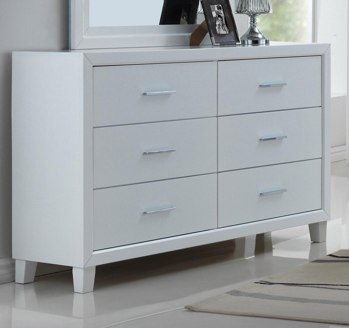 Acme Switzer Dresser - White