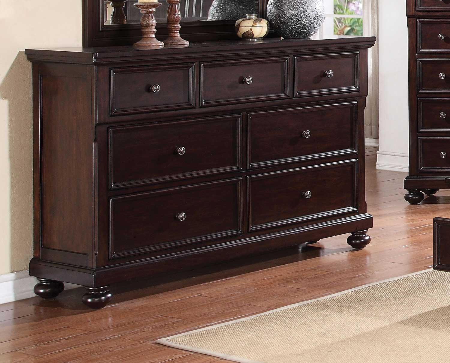 Acme Grayson Dresser - Dark Walnut