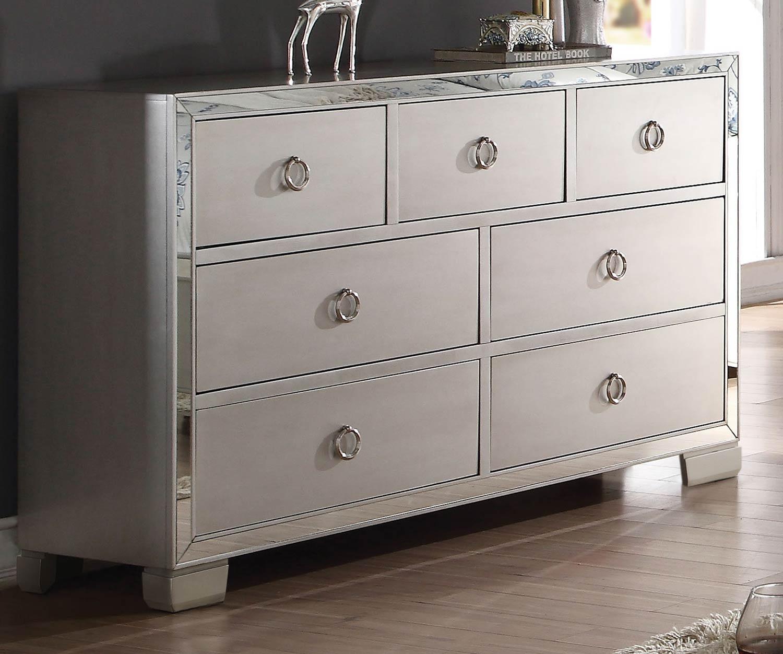 Acme Voeville II Dresser - Platinum