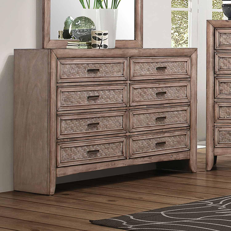 Acme Ireton Dresser - Caramel
