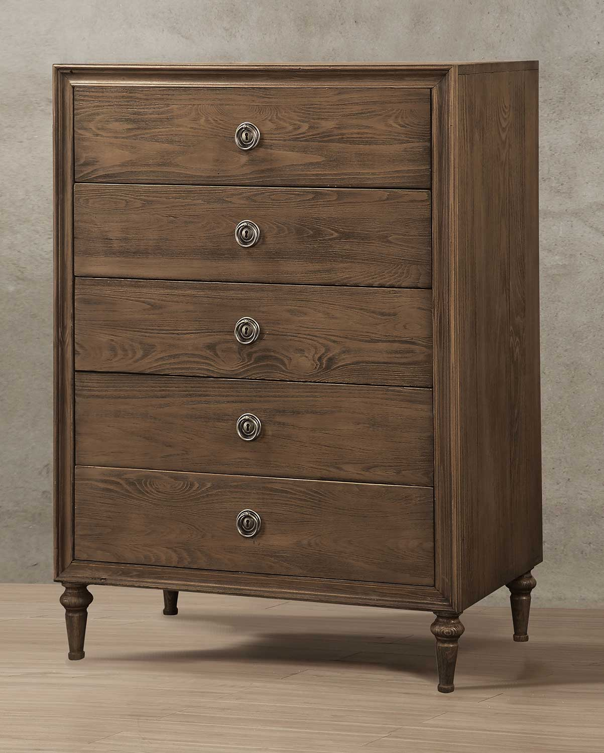 Acme Inverness (Parker) Chest - Reclaimed Oak
