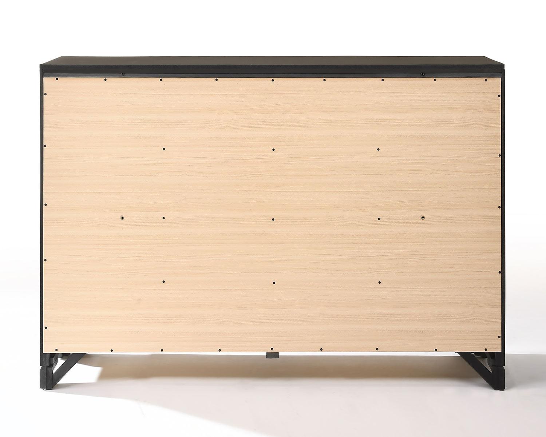 Acme Soteris Dresser - Antique Gray