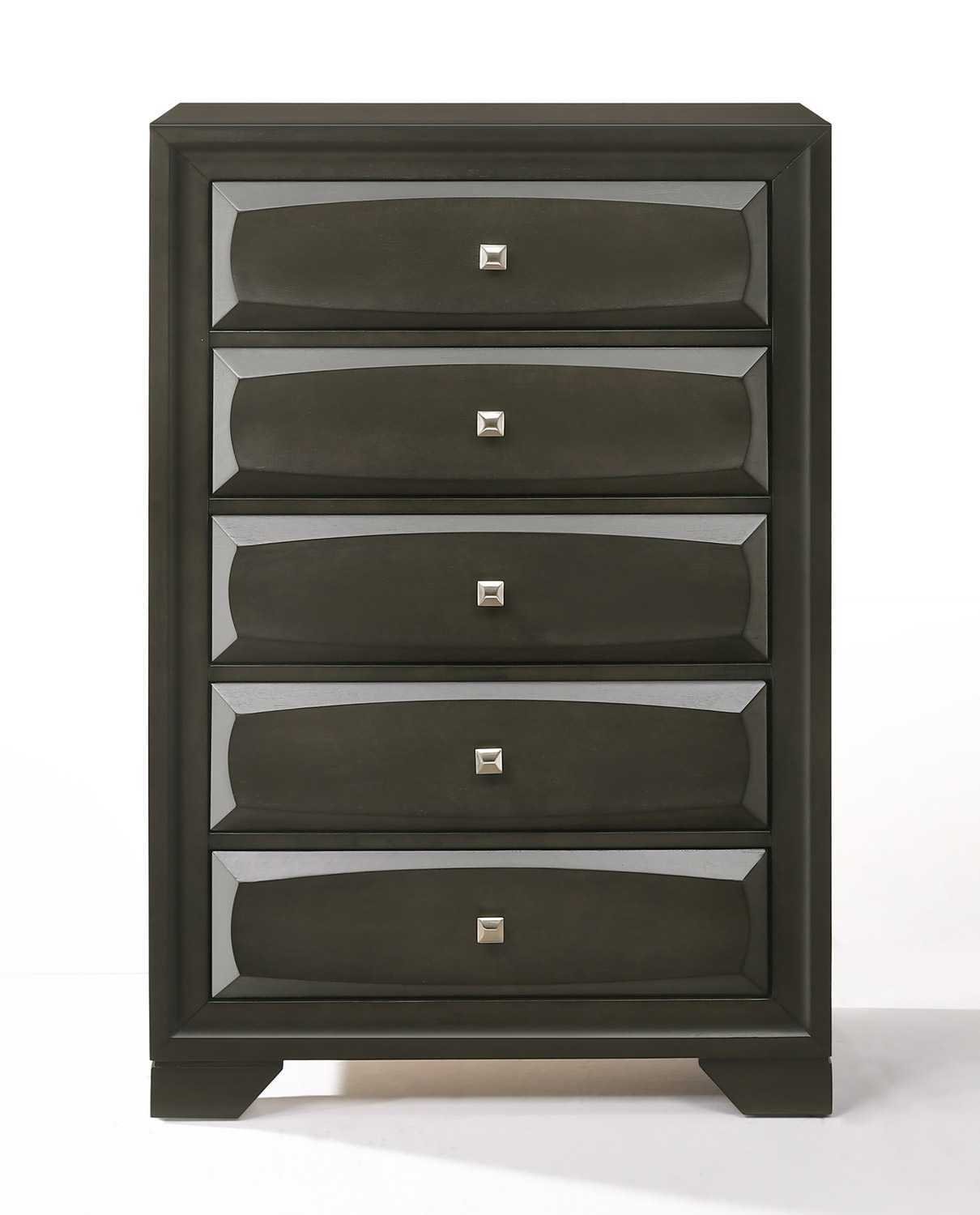 Acme Soteris Chest - Antique Gray