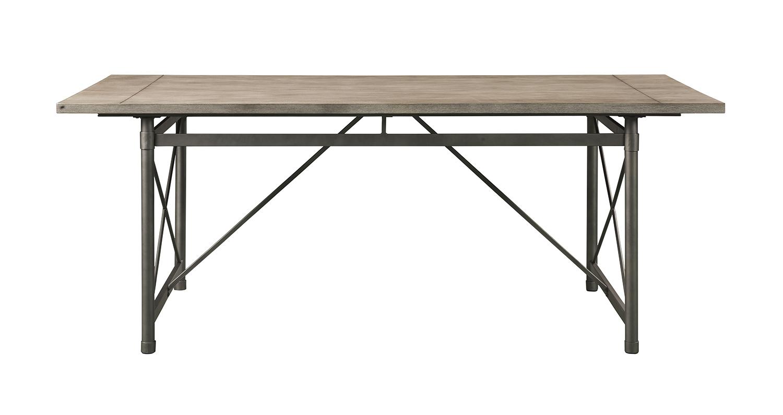 Acme Kaelyn II Dining Table - Gray Oak/Sandy Gray