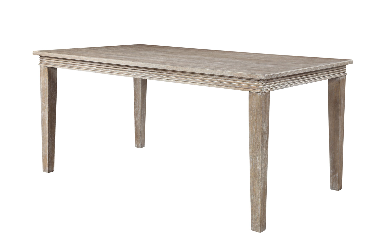 Acme Colette Dining Table - Reclaimed Gray Oak
