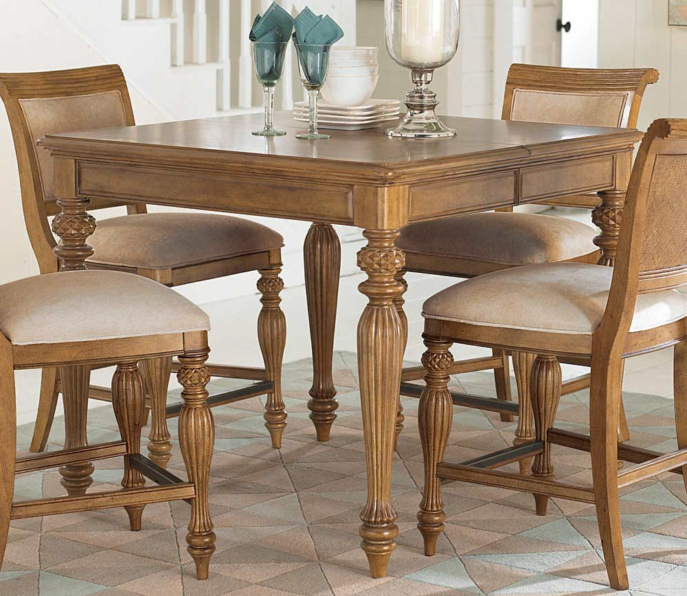 Astonishing American Drew Grand Isle Counter Height Table Download Free Architecture Designs Scobabritishbridgeorg