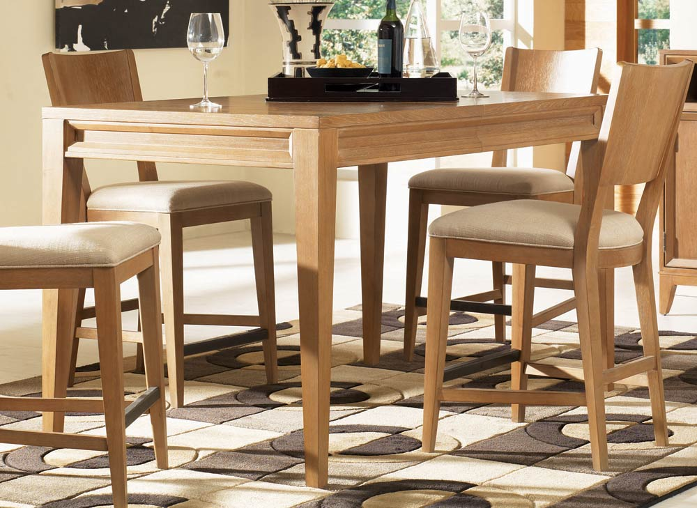 American Drew Sedona Counter Height Table 081 700 At