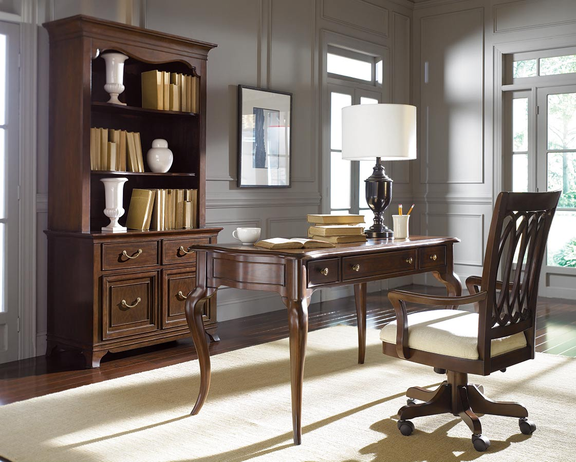 American Drew Cherry Grove The New Generation Writing Desk