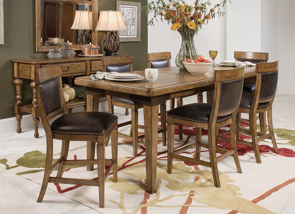 American Drew Americana Home Conversation Table Set