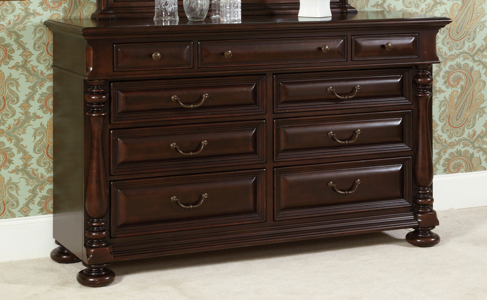 American Drew Carriage Place Drawer Dresser