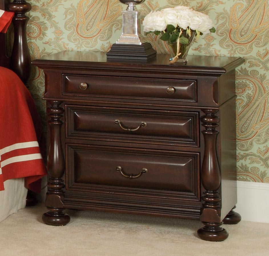American Drew Carriage Place Drawer Nightstand