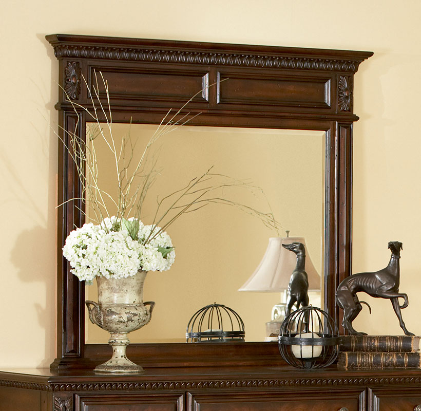 American Drew Barrington House Beveled Mirror