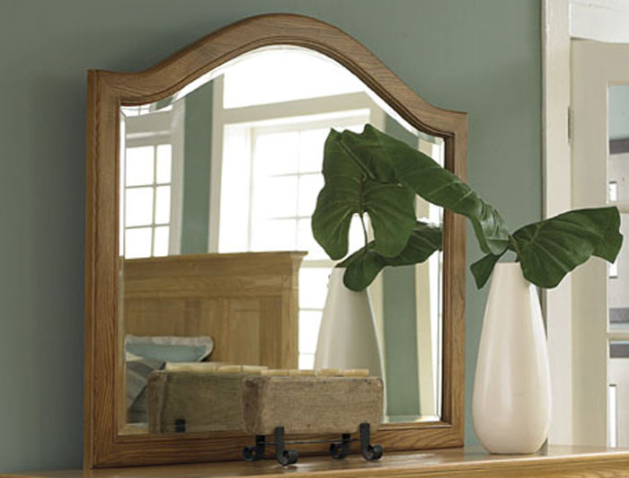 American Drew Ashby Park Natural Landscape Mirror