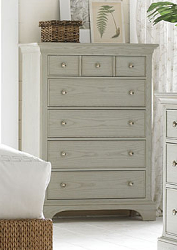 American Drew Ashby Park Sage Drawer Chest