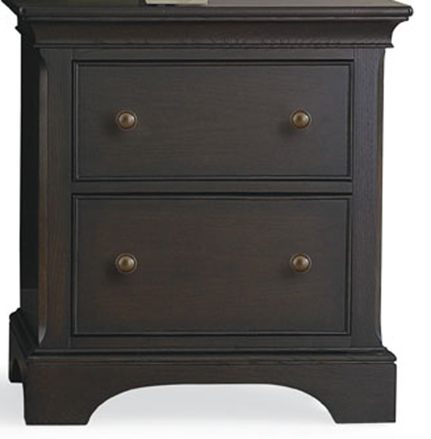 American Drew Ashby Park Peppercorn Night Stand