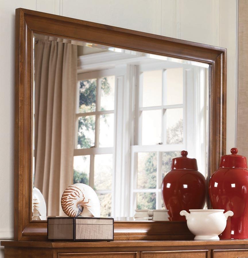 American Drew Valley Landscape Mirror