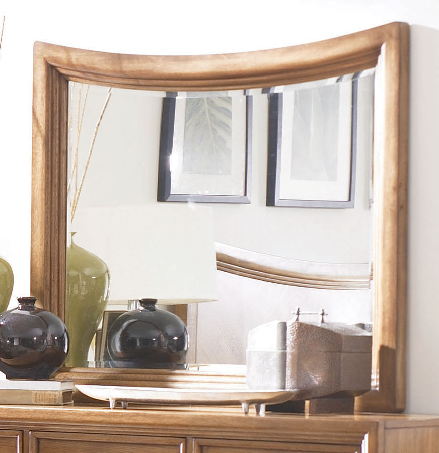 American Drew Chalice Arched Mirror