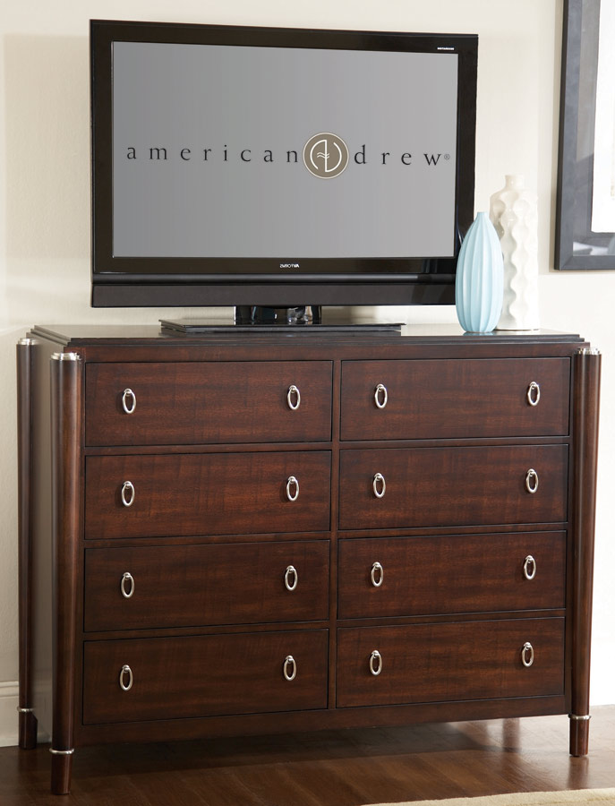 American Drew Echelon Dressing Chest - Entertainment