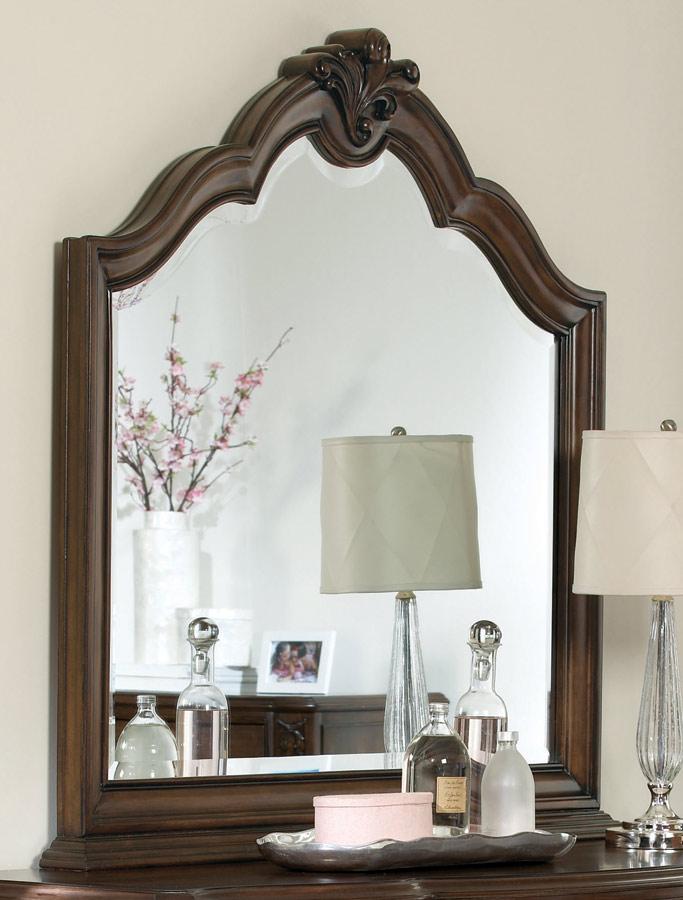 American Drew Jessica McClintock Couture Landscape Mirror