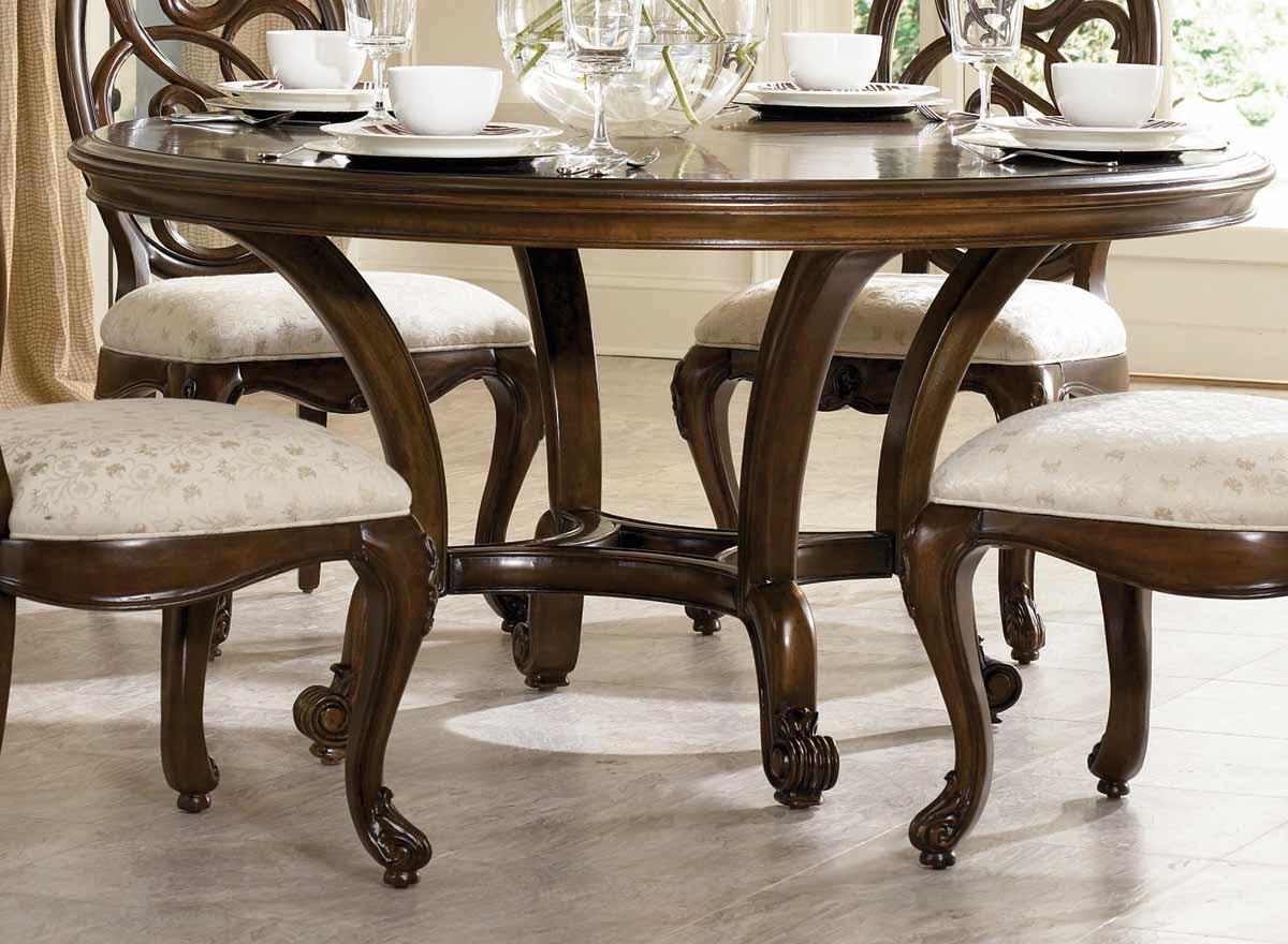 American drew jessica mcclintock couture 60in round table 908 701 at american drew jessica mcclintock couture 60in round table dzzzfo